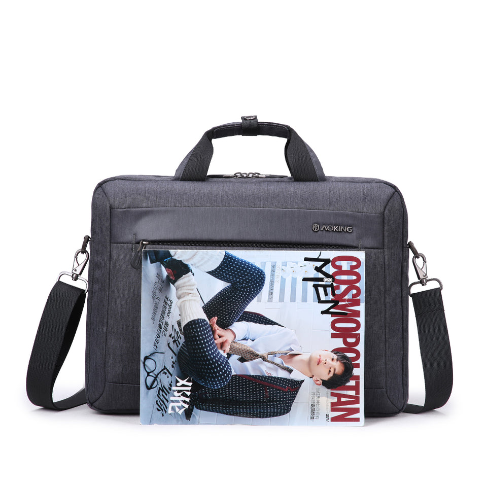 Messenger briefcase large capacity