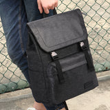 Bartack stitch travel bag