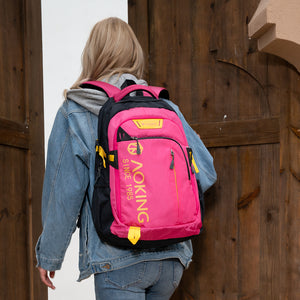 Waterproof 15.6''School backpack