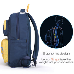 Lightweight children bag