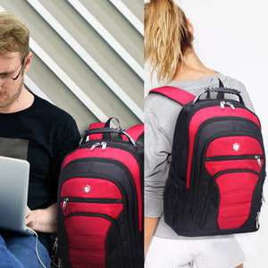 Bookbag Fits 15.6 Inch Laptop&Notebook