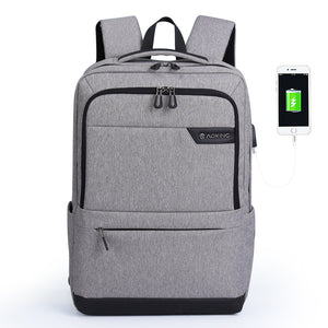 15.6'Laptop Backpack with Charger