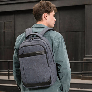 Ergonomic backpack with simple design