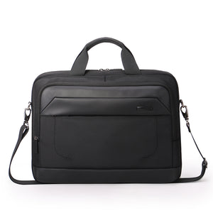 Aoking New Waterproof Notebook Computer Laptop Bags Business Briefcase Lightweight Shoulder Messenger Bag for Men