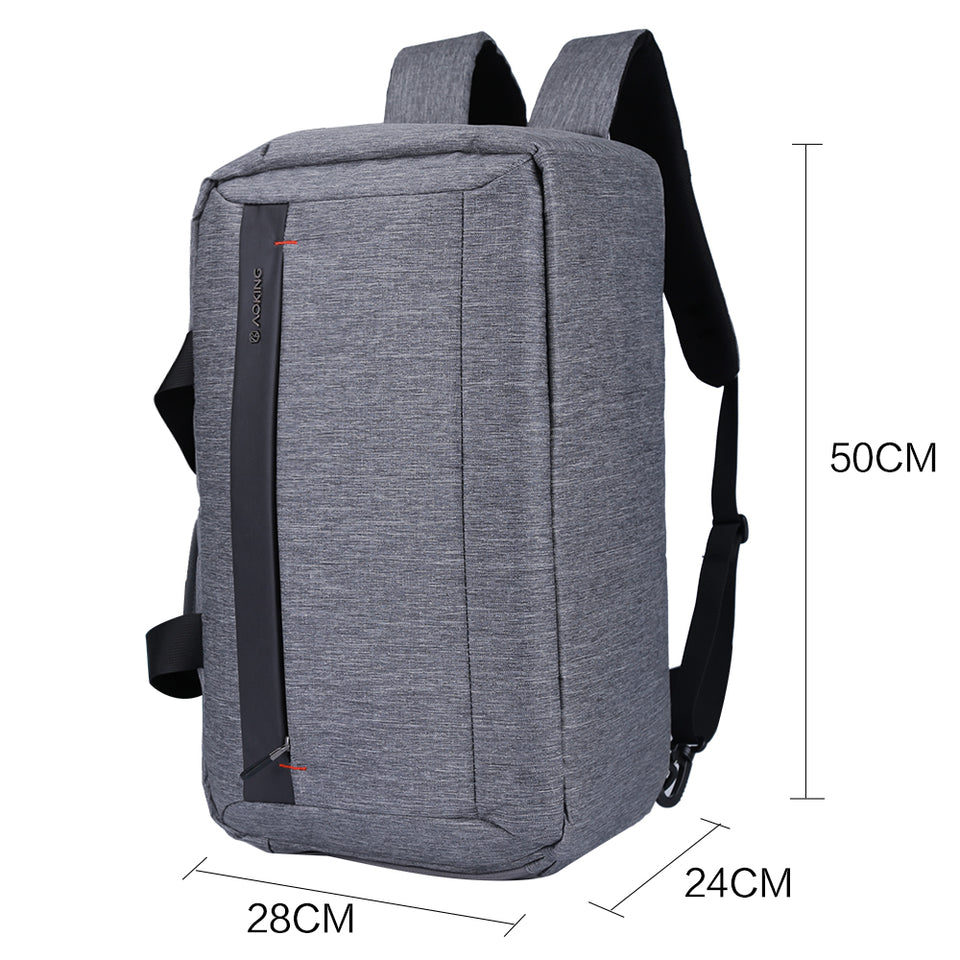 Simple design fitness bag