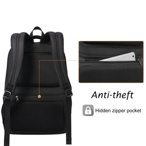 Anti-theft travel bag for man