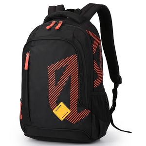 Men Women School Backpack