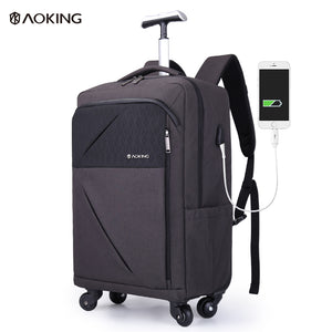 Trolley Backpack Luggage Suitcase