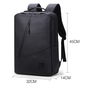 Large capacity business backpack