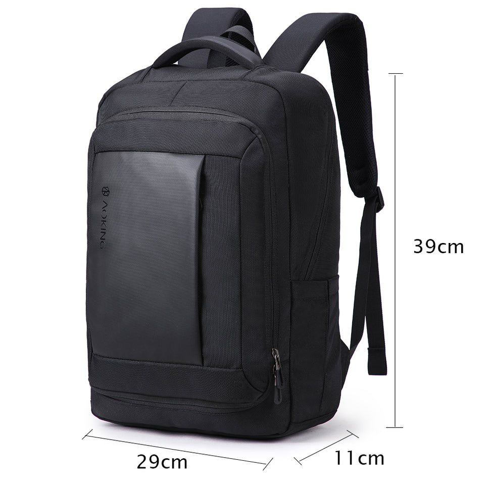 Lightweight school backpack