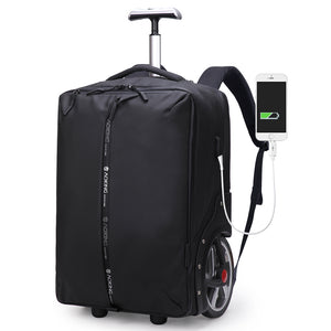 Waterproof multifunctional luggage bag