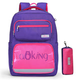 Printing Cute School Backpack
