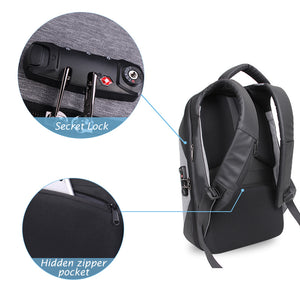 Polyester daypack