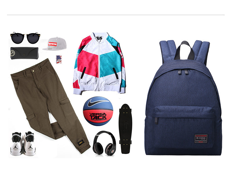 Leisure trip backpack