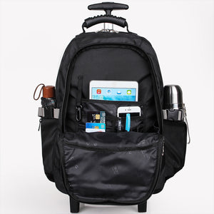 Multi-functional trolley bag