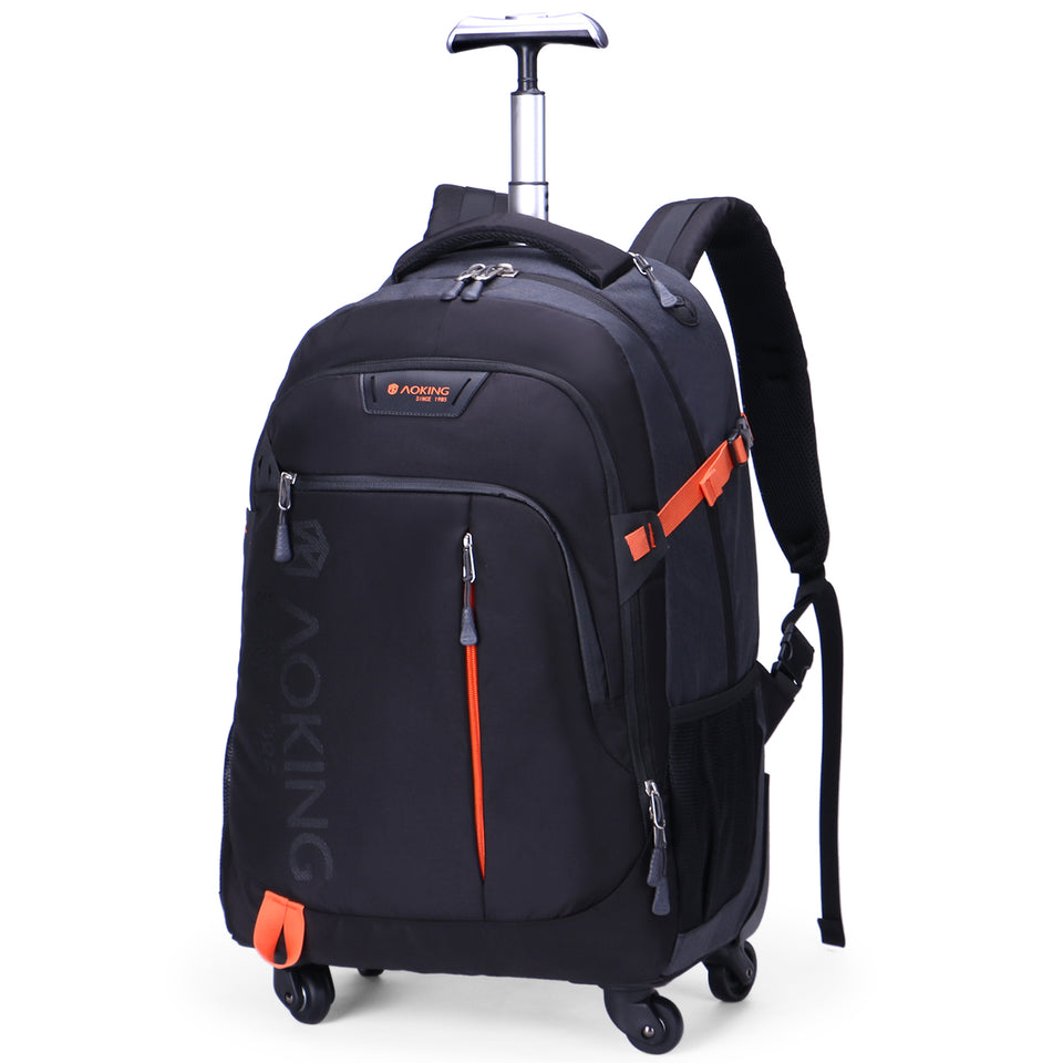 Waterproof travel trolley bag