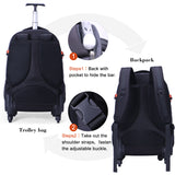 Multifunctional trolley bag