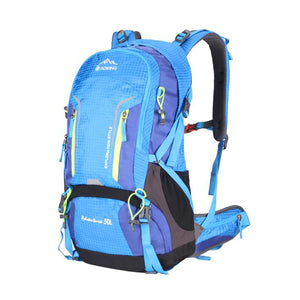 Aoking Hiking Backpack YJN67363 Blue Green Pink