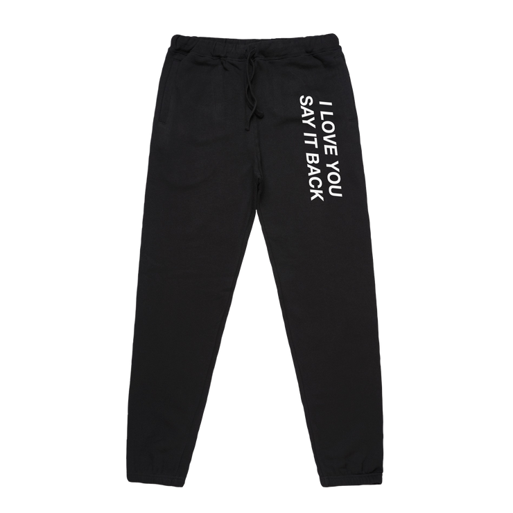ILYSIB Sweatpants Black