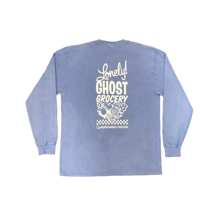 Ghost Technology - Blue Grocery LS