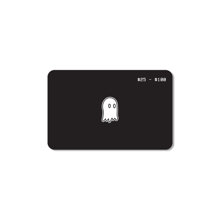 The Ghosty Card