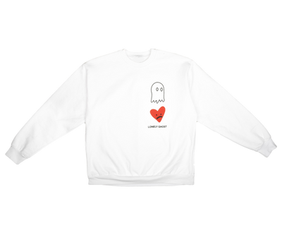 Heart Stack Crewneck