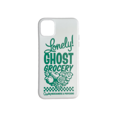 Grocery Phone Case - Green