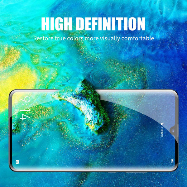 10D Full Cover Hydrogel Film For Samsung S8(Plus)/S9(Plus)/S10(e/Plus)/NOTE8/9/A8(Plus) Full Coverage Screen Protector (not glass)---2 Packs