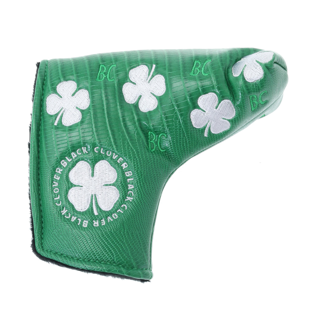 LIZARD LUCK PUTTER COVER GRN
