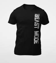 Load image into Gallery viewer, BEAST MODE Premium Gym Tee