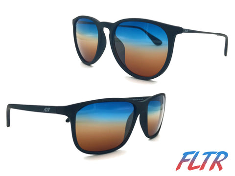 Hawaii Inspired Aloha Filtered Sunglasses at FLTRglasses.com