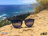 Blue Lago Filtered Sunglasses at Hawaii Lookout at FLTRglasses.com