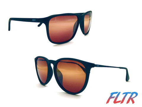 Resol Filtered Sunglasses at FLTRglasses.com