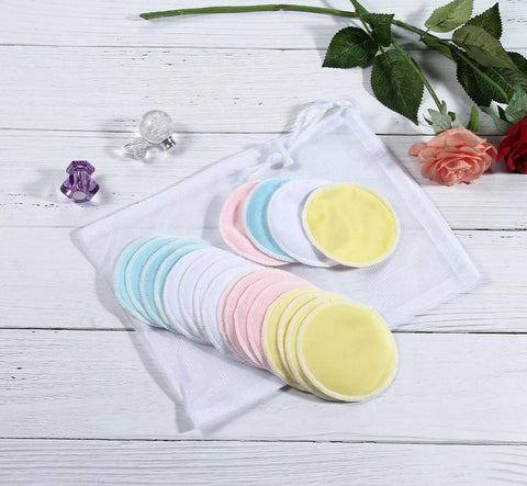 Reusable makeup pads - EleganziaToYou