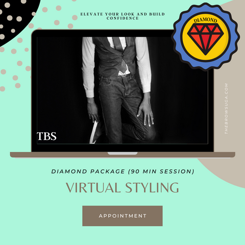 Image of Personal Virtual Styling - Diamond