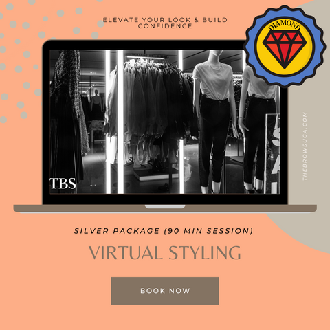 Personal Virtual Styling - Diamond