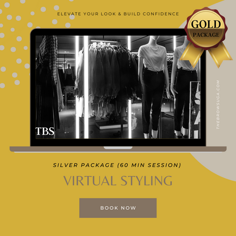Image of Personal Virtual Styling - Gold