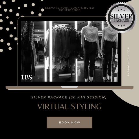 Image of Personal Virtual Styling - Silver
