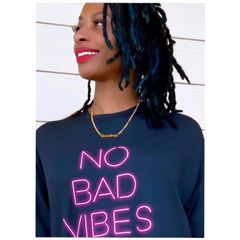 Image of NO BAD VIBES