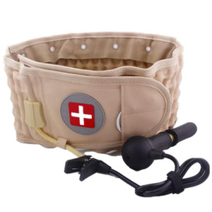Lumbar Spinal-Air Decompression Back Belt