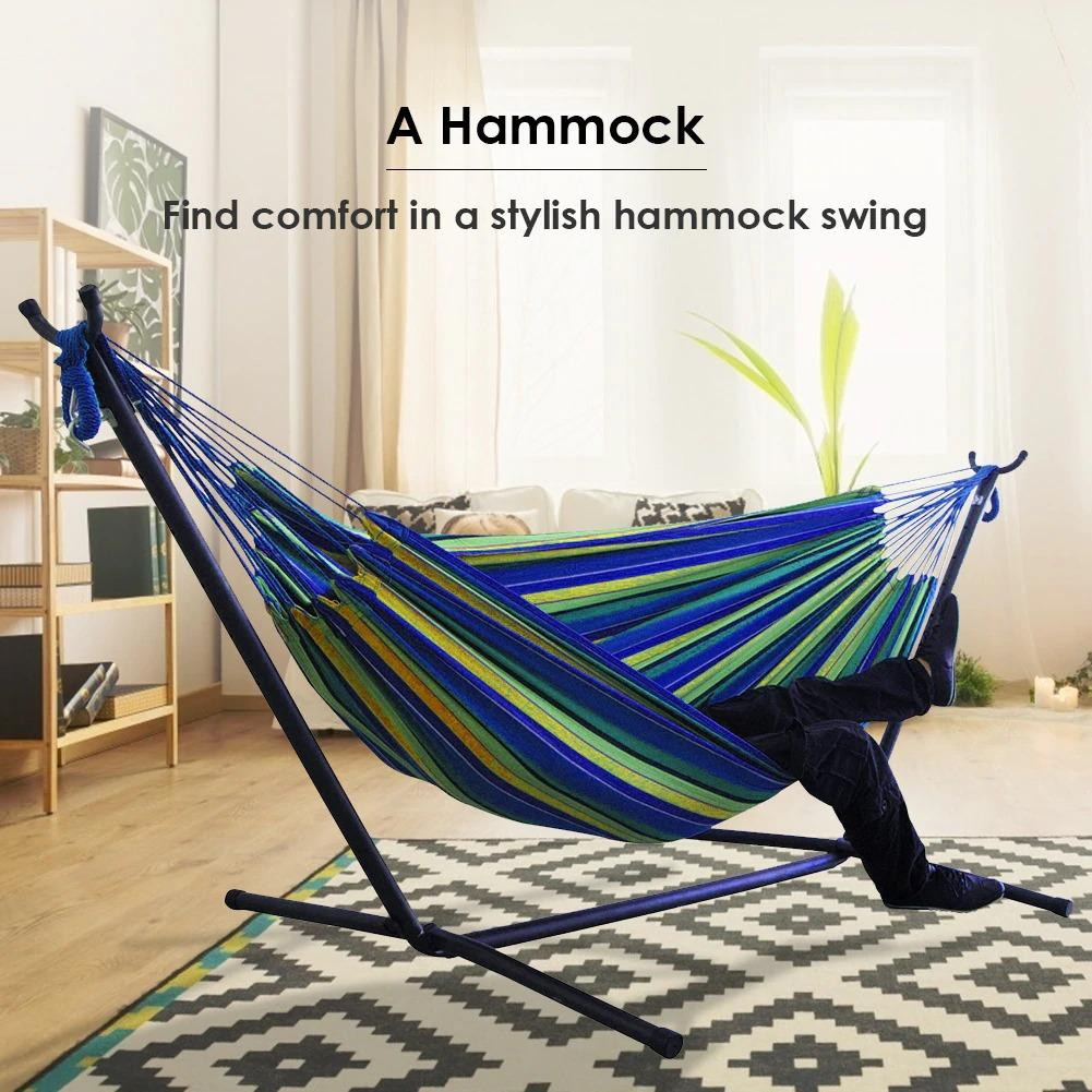 Portable Canvas Hammock