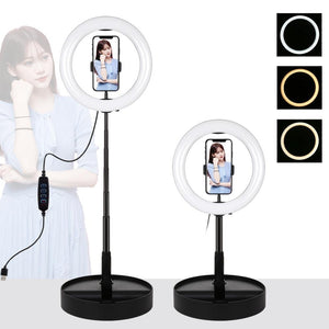 Foldable Ringlight With Stand