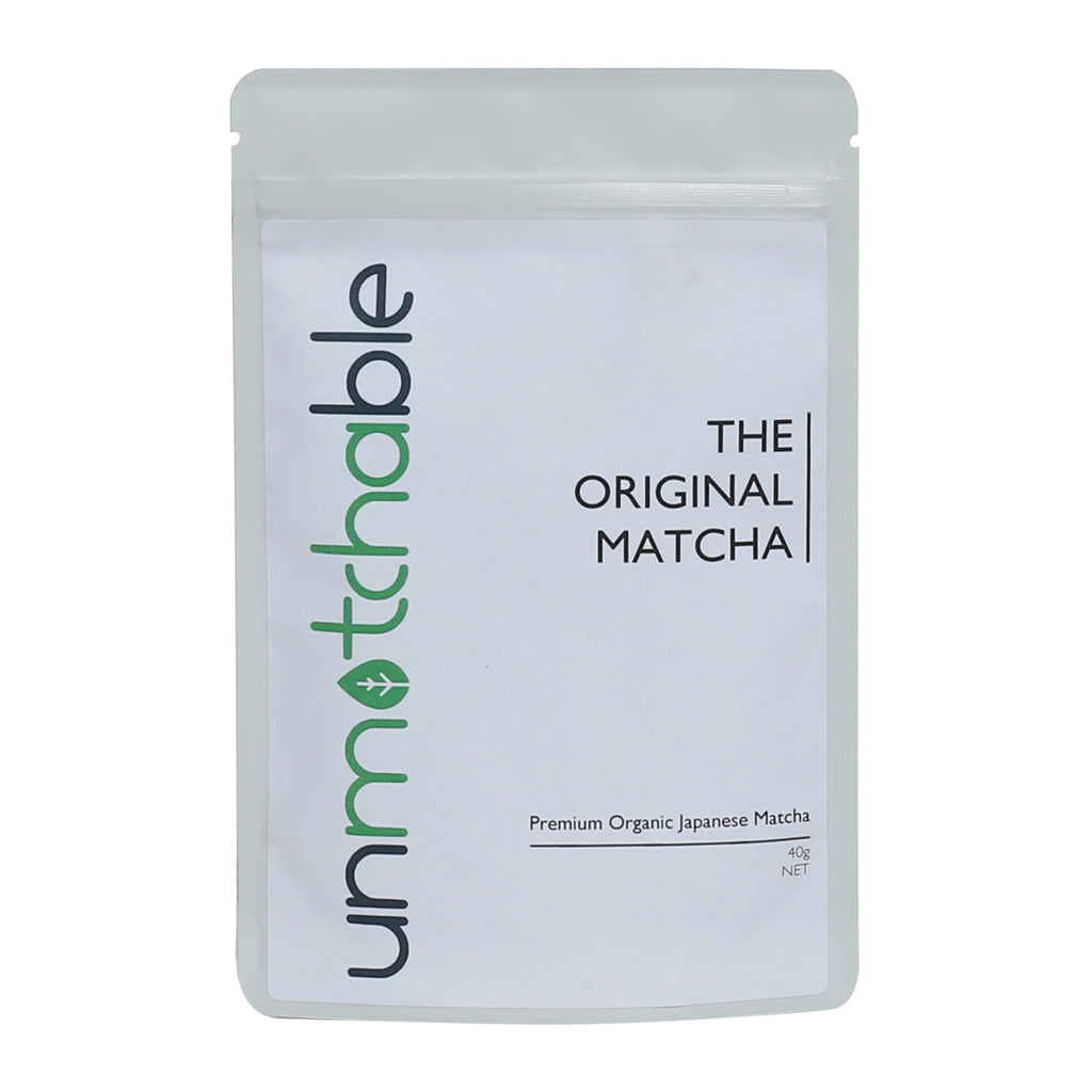 UNMATCHABLE - THE ORIGINAL MATCHA
