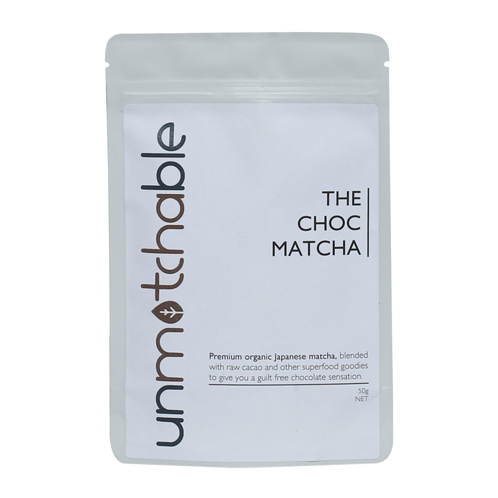 UNMATCHABLE - THE CHOC MATCHA
