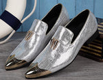 Load image into Gallery viewer, eshopella - New Men's Fashion Loafers Tassel Casual Party Shoes -