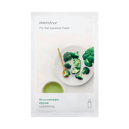 Innisfree My Real Squeeze Broccoli