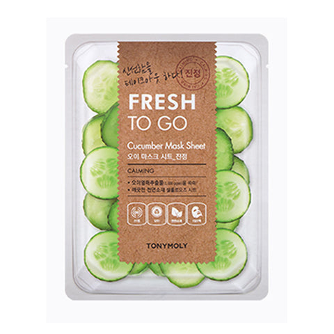 TONYMOLY Fresh To Go Cucumber