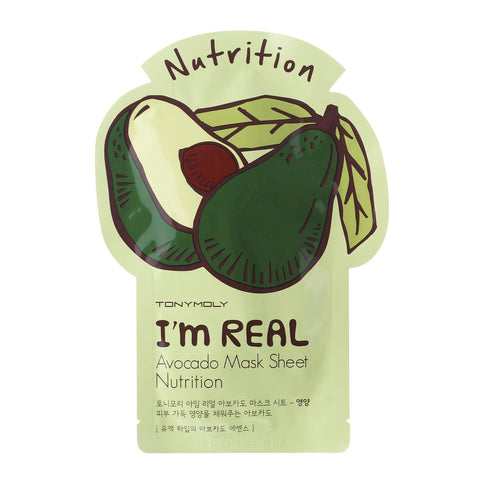 TONYMOLY I'm Real Avocado