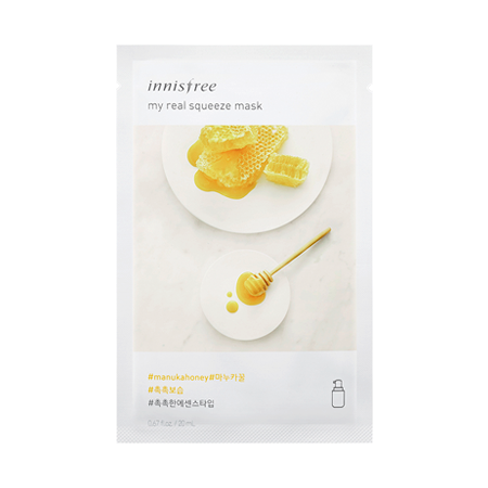 Innisfree My Real Squeeze Manuka Honey