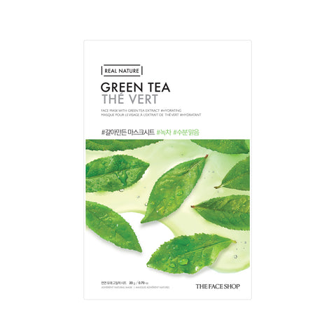 The Face Shop Real Nature Green Tea